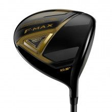 Cobra F-Max Driver - Straight Neck - 10.5 Degree Superlite 50 Regular Shaft