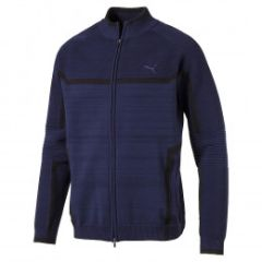Puma Evoknit Golf Jacket - Peacoat