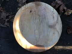 Pecan Wooden Bowl No1