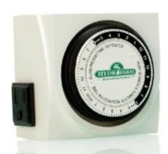 HydroFarm duel outlet timer