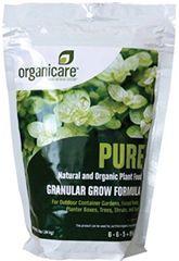 ORGANICARE by BOTANICARE pure grow food 1litre