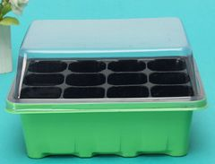 12 CELL SEED STARTER DOME GROW KIT
