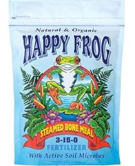 Happy Frog steamed bone meal 3-15-0 4lb
