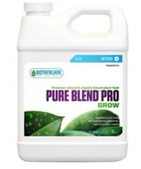 Botanicare PURE BLEND PRO GROW nutrient 960ml