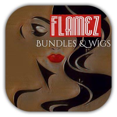 FLAMEZ Bundles and Wigs