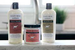 Goats Milk Lotion