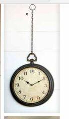 Hanging Pocker Watch Clock