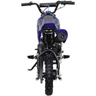Coolster QG210 70cc Semi Automatic Mini Dirt Bike