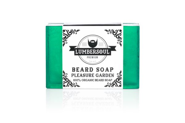 PLEASURE GARDEN | Beard Soap