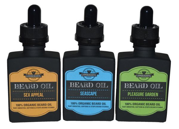 BEARD OILS Set