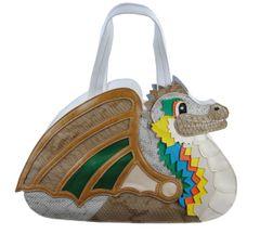 Dragon shaped handbag / shoulder bag