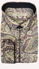 Farsim Paisley Print Shirt