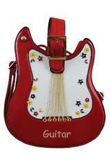 Guitar Shaped Handbag/Rucksack