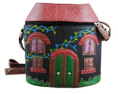 House Shaped Handbag