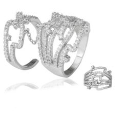Amira Sterling Ring