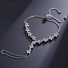 Zircon Hand Chain