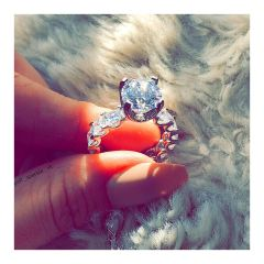 PRE ORDER Lustre 925 Sterling Silver Ring