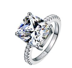 Tiana Sterling Ring