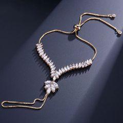 PRE ORDER Anaya Cubic Zirconia Hand Chain