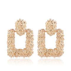 Zarah Statement Earrings