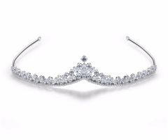PRE ORDER Simple Bridal Tiara