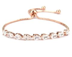 Zircon Adjustable Bracelet