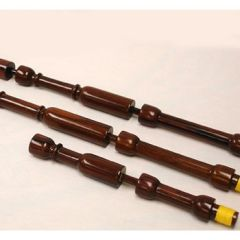 "Gibson Cocobolo Firesides in ""B Flat"" - No Mounts"
