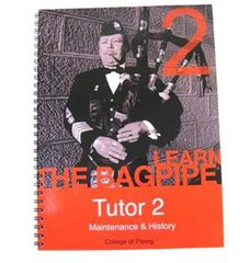 College of Piping Volume 2 with DVD