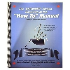 """HOW TO"" MANUAL – EXPANDED EDITION"