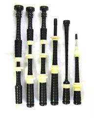 Duncan MacRae SL3 Bagpipe -Full Imitation Ivory