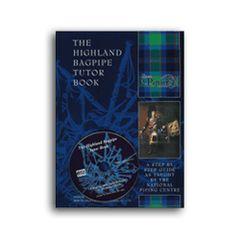 Highland BagpipeTutor Book & CD