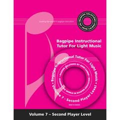 BAGPIPE SOLUTION BOOK 7