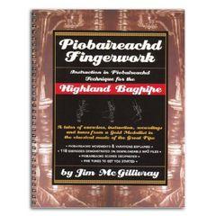 "J. McGillivray ""Piobaireachd Fingerwork"""