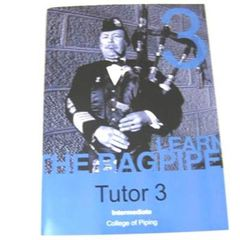 College of Piping Volume 3 with CD