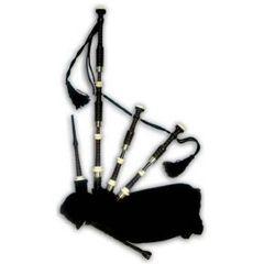 Shepherd S3 Blackwood Bagpipes