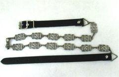 Fancy Celtic Sporran Chain Antique