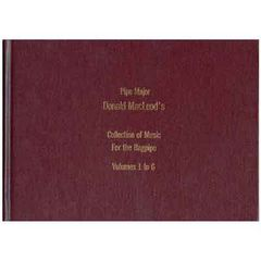 Donald MacLeod Bound Edition