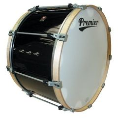 Premier Bass 28 x 16 Professional - Black