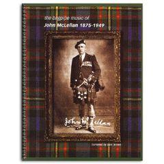 The Bagpipe Music of John McLellan (Dunoon) - Brown