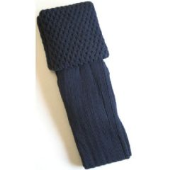 Navy Blue Piper Hose