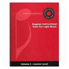 BAGPIPE SOLUTION BOOK 4