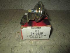 CK-2220 MOTORCRAFT CONTROL CHOKE PULL OFF Ford Ranger 2.0 i4 1985-1986 NOS NEW