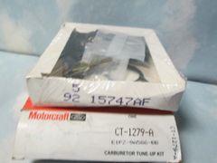 CT-1279-A CARBURETOR FORD LTD TUNE-UP KIT NOS