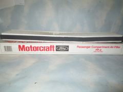 FP-4 MOTORCRAFT PASSENGER COMPARTMENT AIR FILTER 2000 FORD CONTOUR NEW