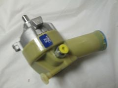F2UZ-3A674-A GENUINE FORD 90-98 F SERIES ECONOLINE LINCOLN MARK V111 POWER STERRING PUMP NEW OEM WITH RESERVOIR