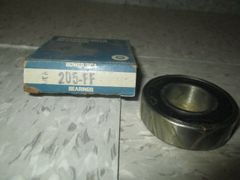 205-FF BCA BOWER BEARINGS FRONT MANUAL TRANSMISSION COUNTERSHAFT BEARING 85-88 CHEVROLET SPRINT 2-DOOR 1.01L NOS