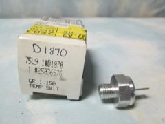 D1870 AC DELCO ENGINE METAL TEMP SWITCH NEW