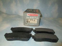 D233 FRONT DISC PADS NISSAN MOTORMASTER