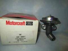 CX-1631 EGR VALVE MOTORCRAFT NEW