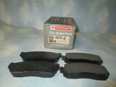 D -223 FRONT DISC PADS MOTO MASTER